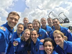 After receiving more than 18,300 applications, NASA has finally announced its new class of astronauts – some of whom could move on to deep-space missions aboard the Orion spacecraft