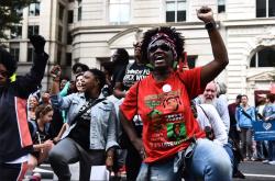 Black Women March 14