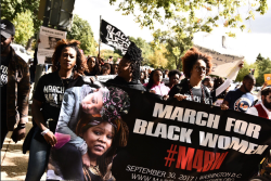 Black Women March 15