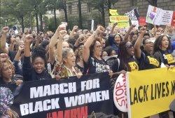 Black Women March 17
