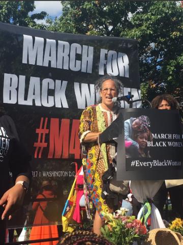 Black Women March 21