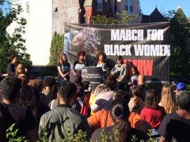 Black Women March 23