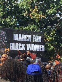 Black Women March 24