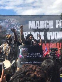Black Women March 25