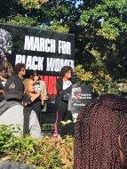 Black Women March 29