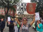 Black Women March 35