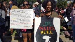 Black Women March 4