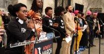 Black Women March 40
