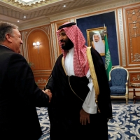 Tuesday Open Thread | Pompeo handed Riyadh a plan to shield MBS from Khashoggi fallout