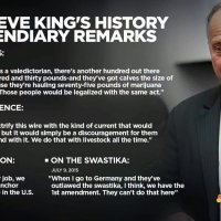 Tuesday Open Thread |  Steve King stripped from committee assignments over white nationalism comment
