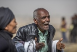 Ethiopians mourn crash victims 11