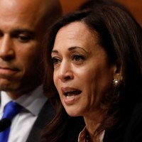 Thursday Open Thread |  Kamala Harris stumps William Barr