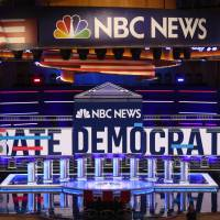 Live coverage of the first Democratic presidential debate of 2019