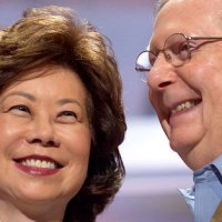 Wednesday Open Thread | Shocking allegations of corruption involving Elaine Chao and Mitch McConnell