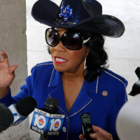 Pentagon contractor charged with threatening to kill Rep. Frederica Wilson